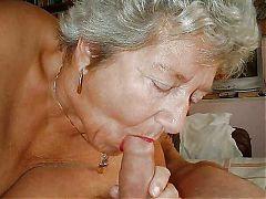 Grannies also love suck Dick!